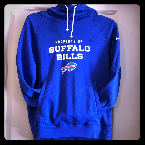 timeless design 54f3c 71b1f Women's Nike Buffalo Bills hoodie